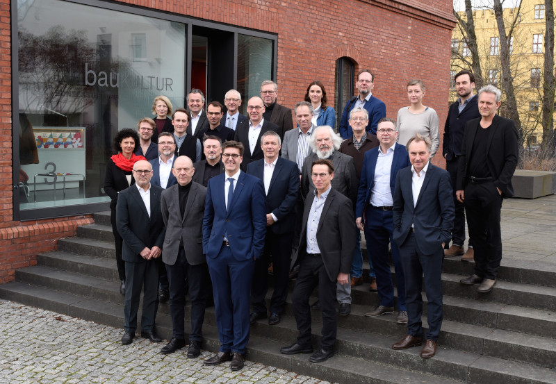 Gründungsmitglieder, Foto: Erik-Jan Ouwerkerk