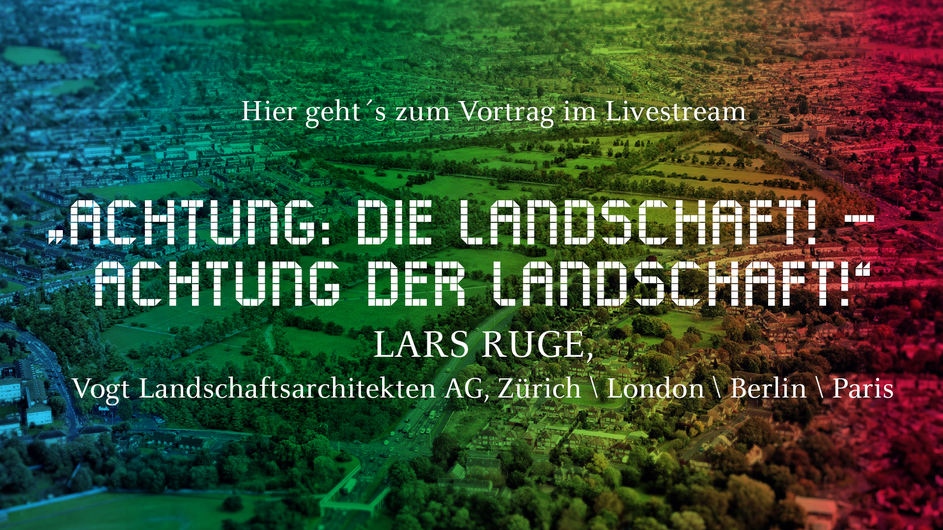 "© Projekt ""Rectory Farm"", London, Vogt Landschaftsarchitekten AG, Zürich"