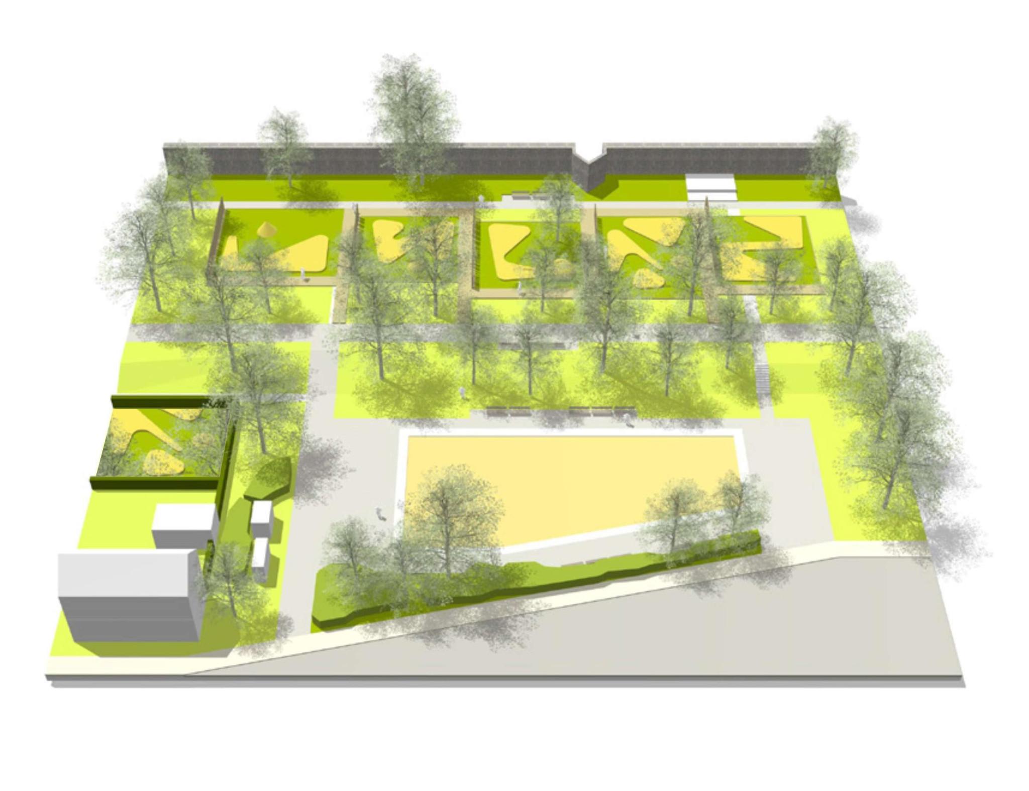 Grafik: Franz Reschke Landschaftsarchitektur GmbH
