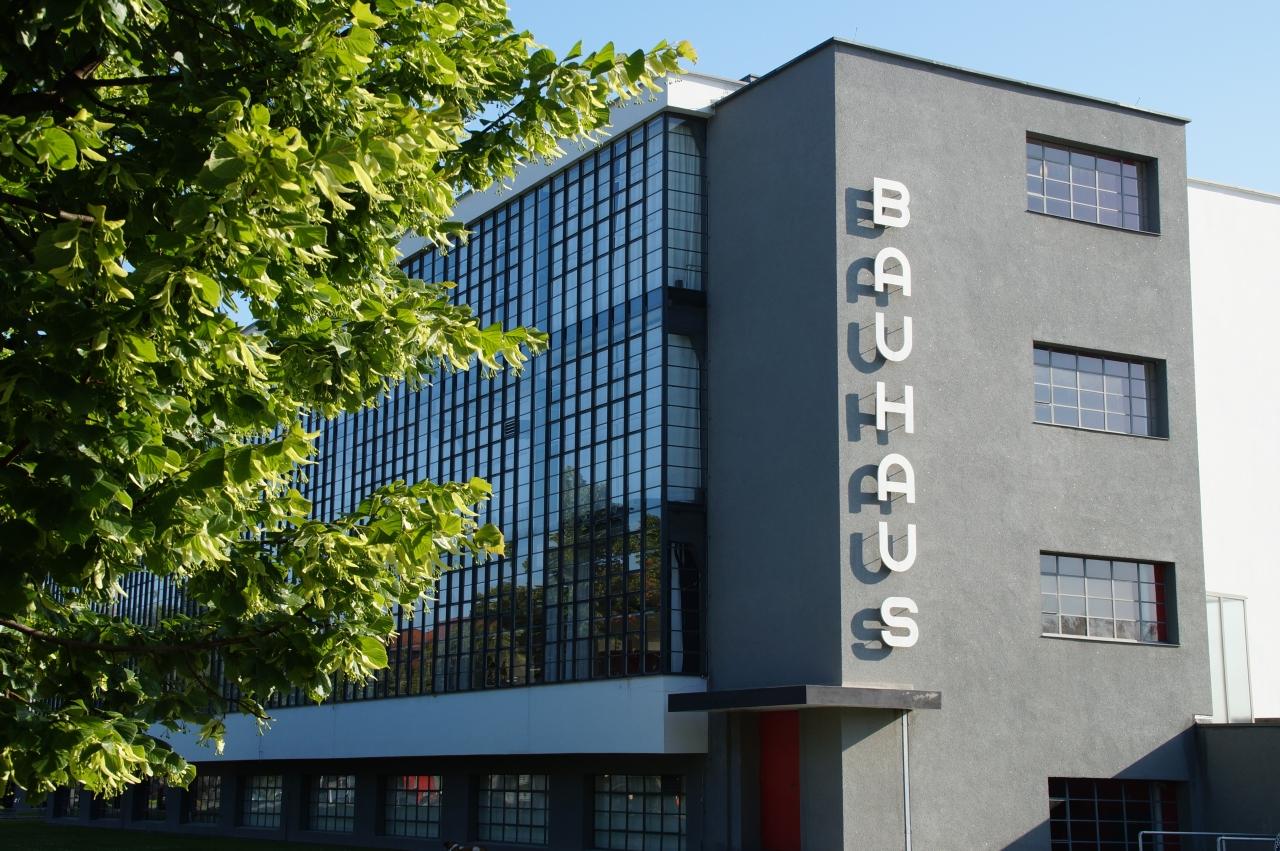 Renate Geue, Hochschule Anhalt- Aufnahme Bauhaus Dessau 2015